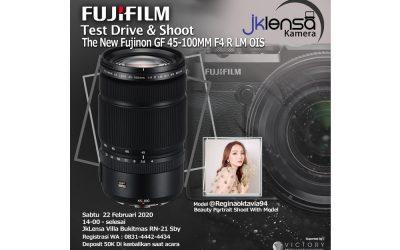 Event Pengenalan Fujifilm GF 45 – 100!!!
