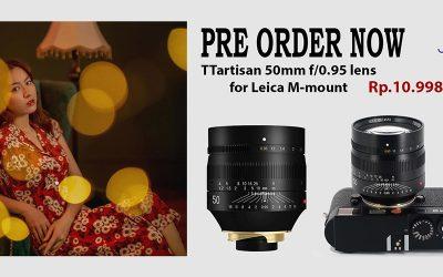TTartisan 50mm f/0.95 lens for Leica M-mount announced – pre-order it here