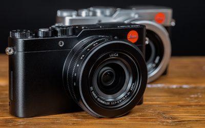 Leica D-Lux 7 BLACK announced