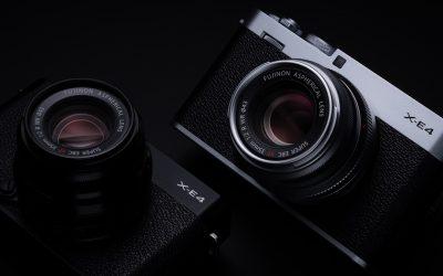 Fujifilm X-E4, Mirrorless Mungil Harga Rp11 Jutaan