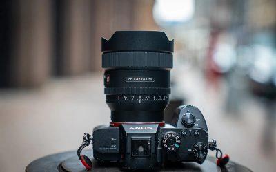 Sony Kenalkan Lensa Ringkas Ultrawide FE 14mm F1.8 G Master